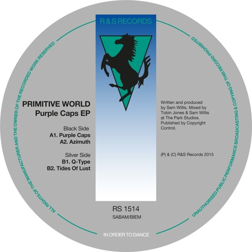 Primitive World - Purple Caps