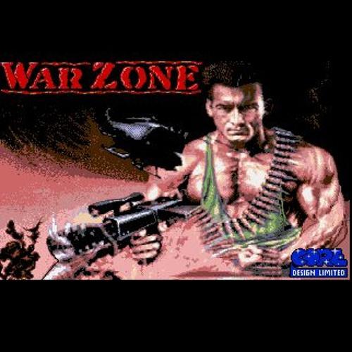 Warzone - Matthew Simmonds