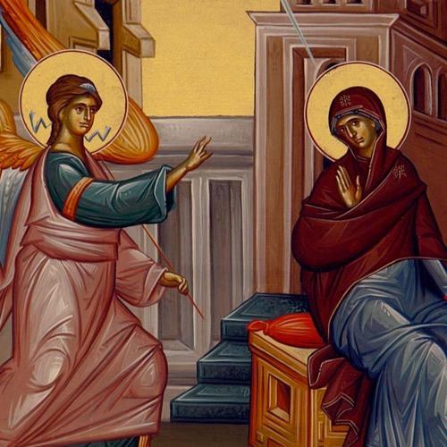 Annunciation - Katavasies (Greek)