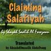 Claiming Salafiyah.mp3