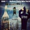Balkan Party Mix Vol.2 (DJ Konex Mix)