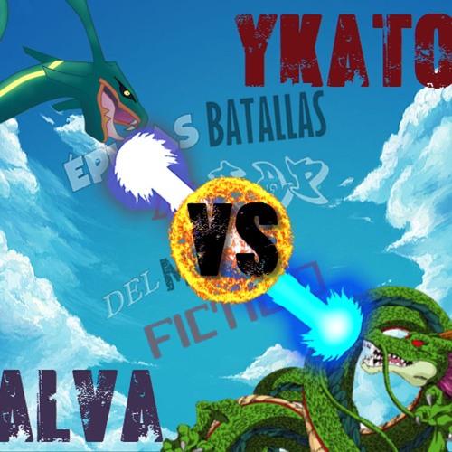 Rayquaza Vs. Shenron    EBMF    AlVa Ft. Ykato by AlVa on ...