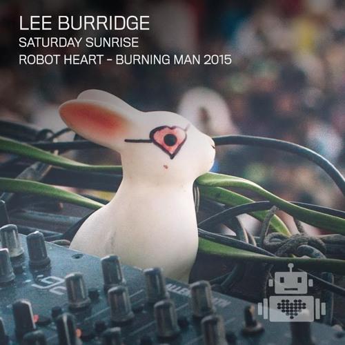 Lee Burridge - Robot Heart - Burning Man 2015