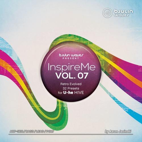 Bjulin Waves - InspireMe Vol. 07 - Retro Evolved Demotrack by Bjulin (dressed)