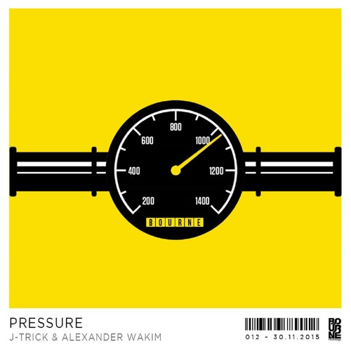 J - Trick & Alexander Wakim - Pressure [OUT NOW]