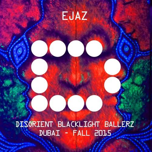 EJAZ - Disorient Blacklight Ballerz - Dubai - Fall 2015