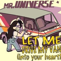 Let Me Drive My Van Into Your Heart · Steven Universe Cover by Strudel Girl