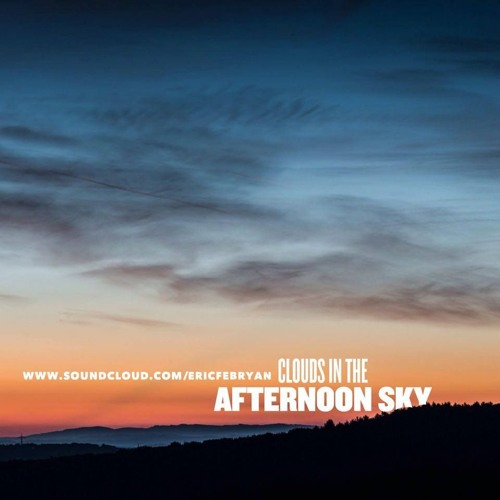 clouds in the afternoon sky (Demo)