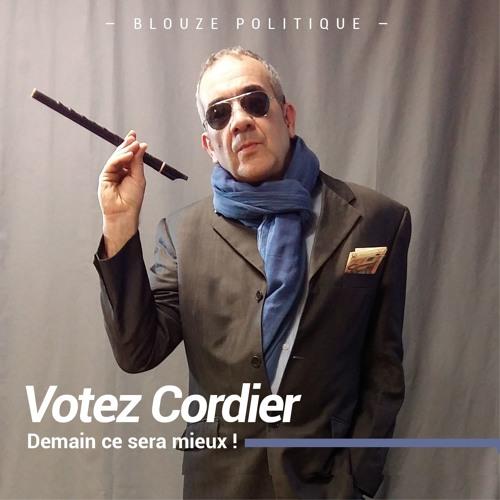 Cordier : Blouze Politique