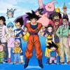 Dragon Ball GT - Dan Dan Remix By Dj Mosquito