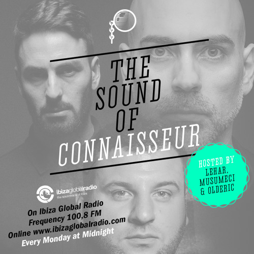 """""""The Sound of Connaisseur"""" Radio Show #025 by Dodi Palese - November 30th, 2015"""