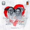 Banky W  Chidinma  All I Want Is You  officialjfkblogspotcom