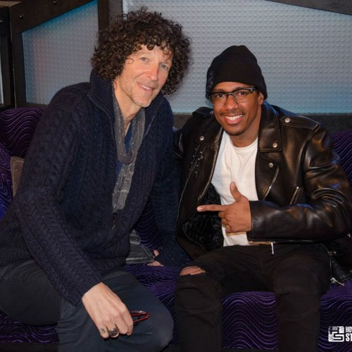 Nick Cannon On Mariah Carey - The Howard Stern Show