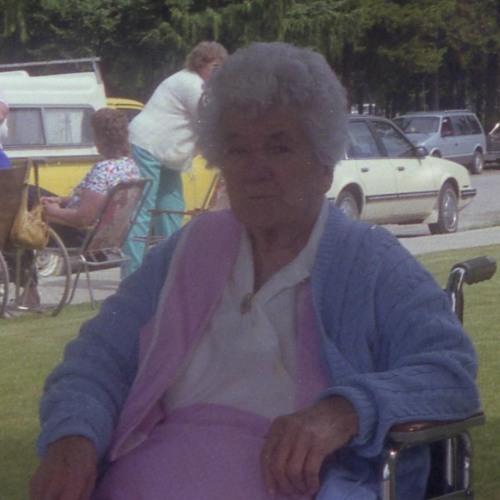 Josephine Rollins 1983