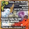 TOMORROW`S ANOTHER DAY MILDS SAX VERSION