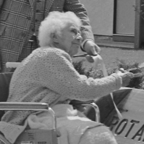 Peggy Evans 1983