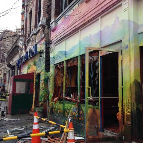 Pilsen's Nuevo Leon restaurant goes up in flames