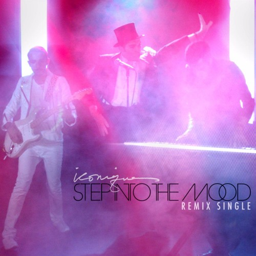 Step Into The Mood Remix Single