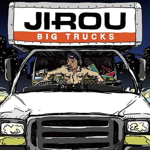 DJ Jirou / Big Trucks -Sample-