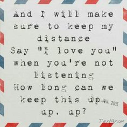 Distance ( Originally by Christina Perri feat. Jason Mraz).mp3