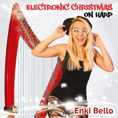 Electronic Christmas On Harp