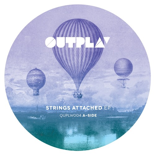 V.A. Strings Attached EP (Vinyl Only / Out January 2016)