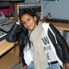 Stéphanie, chanteuse malgache.