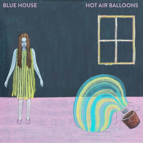 Hot Air Balloons // Confessional
