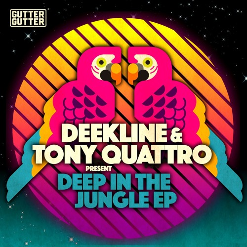 Deekline & Tony Quattro - Deep In The Jungle EP (Premiere) 'Out: 8th January 2016""
