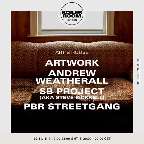 PBR Streetgang Boiler Room London DJ Set by Boiler Room