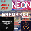 ID VS Ping Pong Mammoth Vs Firestone Vs Neon Vs Error 404 (Juani Matthies Mashup)