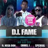 D.I FAME ft. Nega Don song title AR GO DO