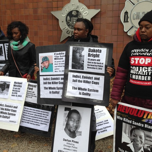 Moms of those killed by Chicago police seek justice