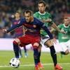 FC Barcelona vs Villanovense 12/2/2015