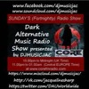 VOL 10 DJMUSICJAC DARK ELECTRONICA - ALTERNATIVE MUSIC RADIO SHOW MIX AGE RADIO Wed 16th Sept 2015