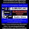 VOL 5 DJMUSICJAC EURODANCE podcast of FRID 4TH OCT 2013