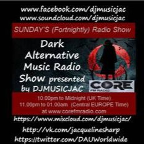 VOL 2 DJMUSICJAC ALTERNATIVE RADIO PODCAST CASTLE FM 2 - 22nd Sept 2013