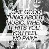 When It Hits You, You Feel No Pain