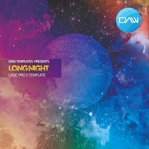 Long Night Logic Pro X DAW Template
