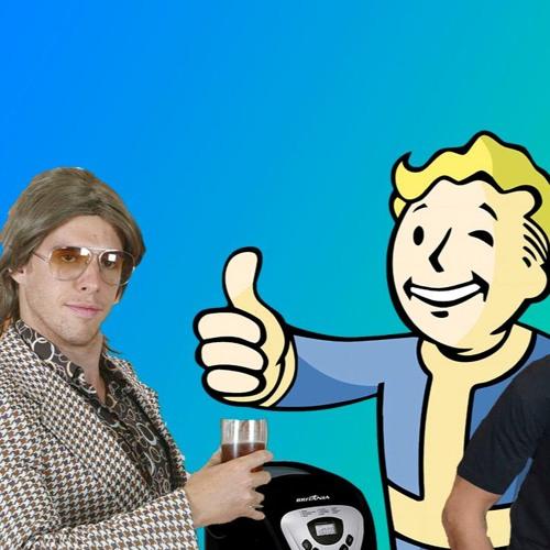 #84 - A máquina de pão do Agner, Tico Friday, Hermes e Renato e Fallout 4