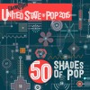 DJ Earworm - United State of Pop 2015 (50 Shades of Pop)