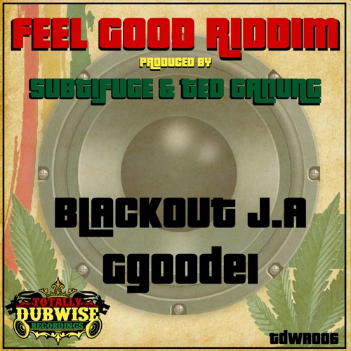 Feel Good Riddim EP(Ganja We Want / Im Feeling)-(TDWR006)