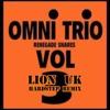 OMNI TRIO - RENEGADE SNARES - LION - UK Hardstep Remix freedownload