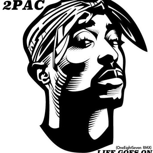 2PAC - LIFE GOES ON (SNIPPET) by OneEightSeven187 | One Eight