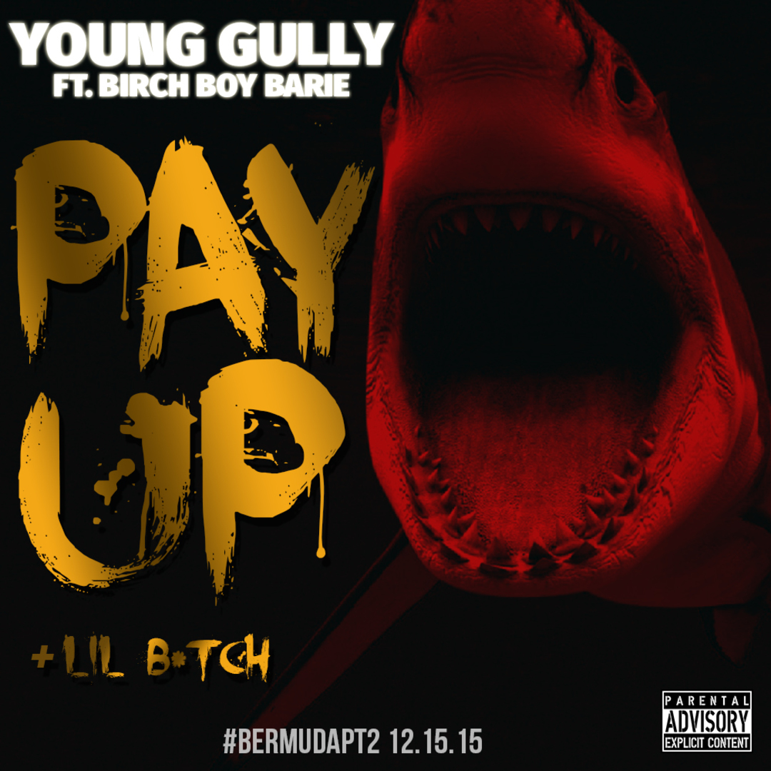 Young Gully ft. Birch Boy Barie - Pay Up / Lil B*tch (#BermudaPt2 12.15.15) [Thizzler.com]