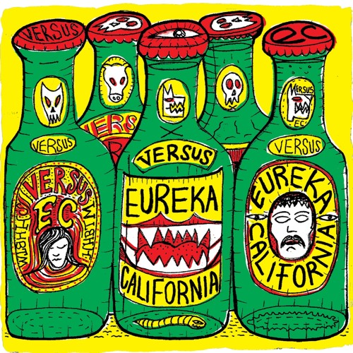 Eureka California - Cobwebs On The Wind