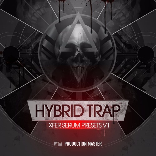 Hybrid Trap - Xfer Serum Presets + Wav loops
