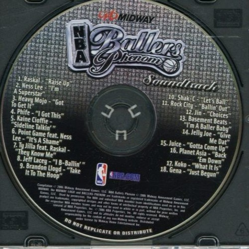 Nba Ballers Phenom By Henrique Taurus On Soundcloud Hear The
