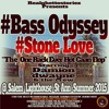 BASS ODYSSEY alongside STONE LOVE IN SALEM LIGHTHOUSE. SUMMER 2015