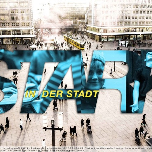 Stark in der Stadt | Strong in the city